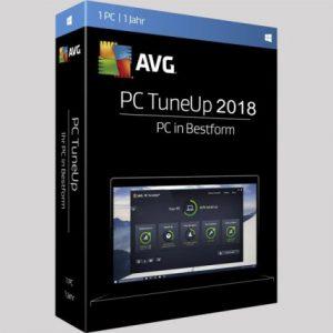 AVG PC TuneUp 2019 Crack 19.1.840+Keygen Full Version [Lifetime Free]