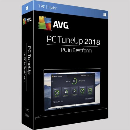 AVG PC TuneUp 2019 Crack 19.1.840+Keygen Full Version [Lifetime Free]