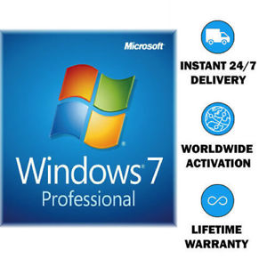 Windows 7 Professional Activator + Product Key 32/64 Bit {April 2020}