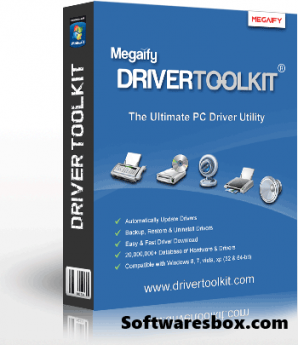 Driver Toolkit Crack V8.6.0.1 + License Key 2019 With keygen [Latest]