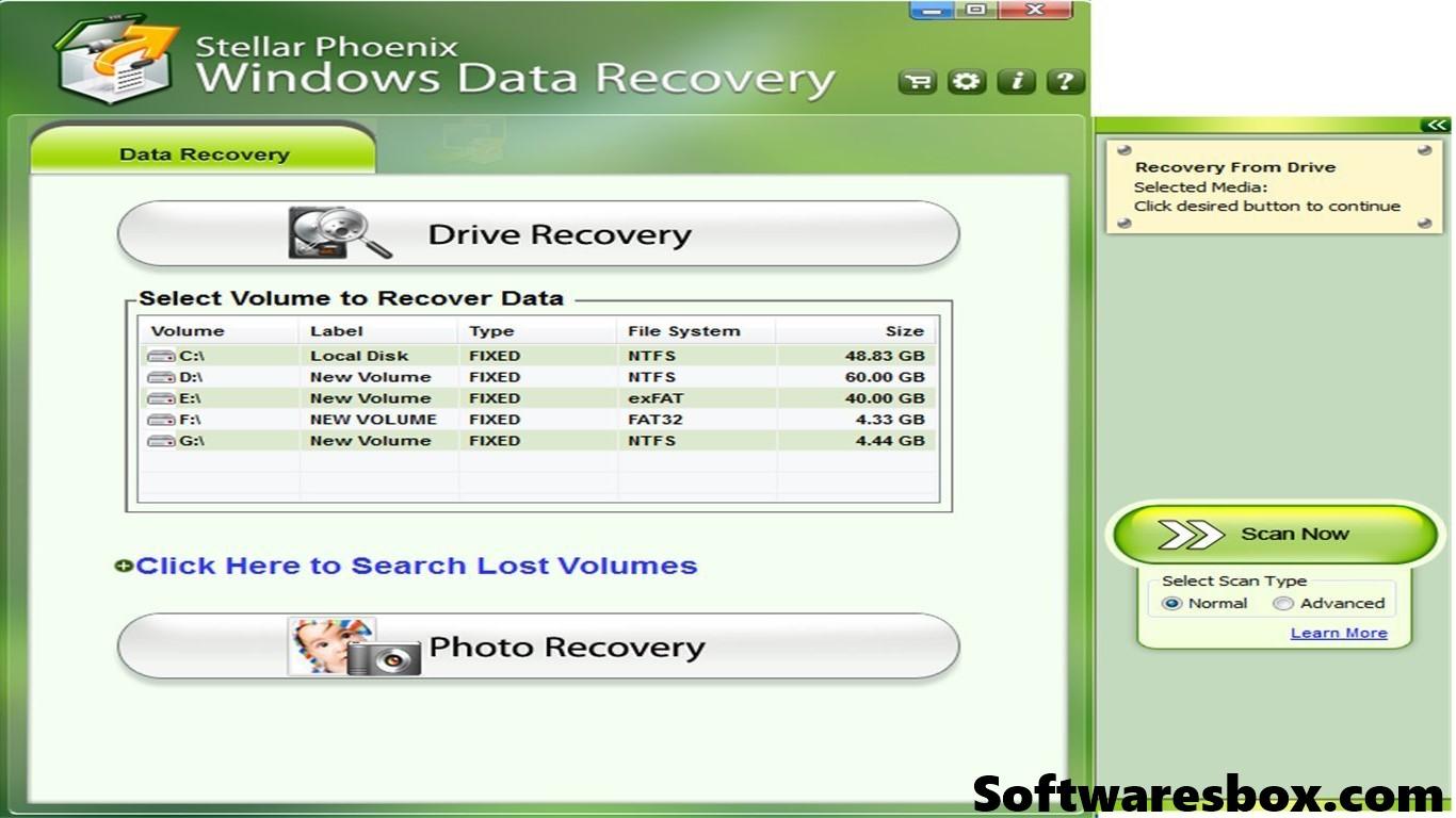 Stellar Phoenix Data Recovery 7.0 + Crack Full Free Download