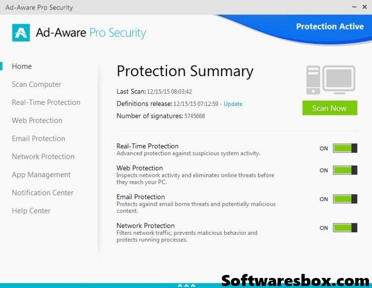 Ad-ware Pro Security 12.4 Activation Code + Crack Free Download 2019 {Latest}
