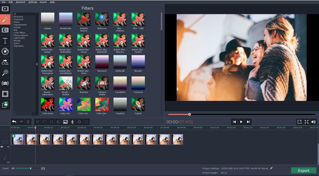 Movavi Video Editor 14.1.4 Crack Key+Full Version Free Download