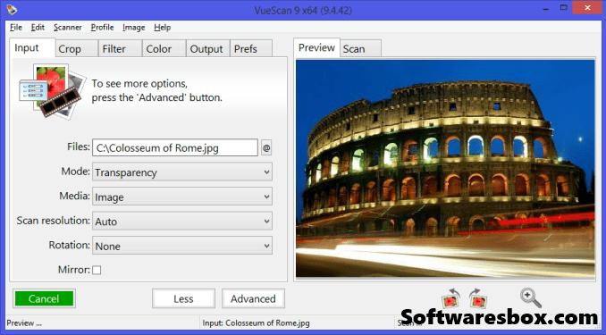 VueScan Pro 9.6.22 Crack 2019 + Keygen Full Version Download {Life-Time}