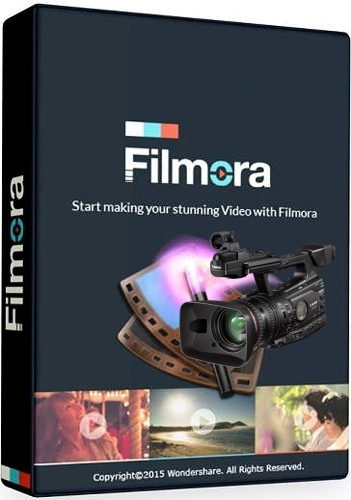 Wondershare Filmora 8.7.5.0 Crack + Activation Key Free Download