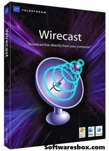 Wirecast Pro 12.1.0 Full Crack + Serial Number Free Download [May 2019]