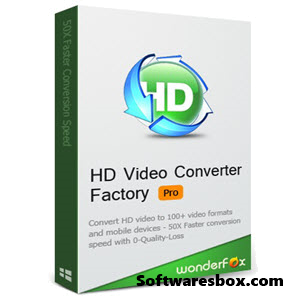 Wonderfox HD Video Converter Factory Pro 18.9 Crack + Serial key [2020]