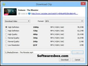 4K Video Downloader 4 7 1 2712 Crack +Free License Key 2019