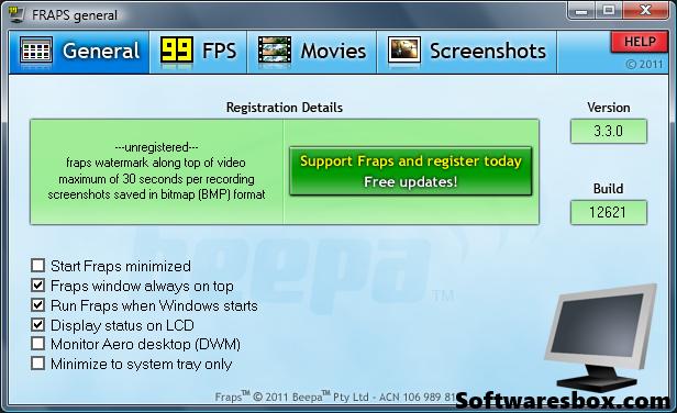 Fraps 3.5.99 Crack With Keygen Full Torrent Final Download [Windows]