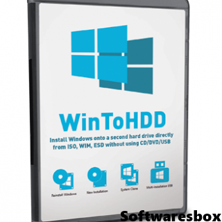 WinToHDD Enterprise 4.4. Crack + Full Keygen Free Download 2020 Latest
