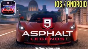 Asphalt 9 Legends Crack +OBB (mode) is Here![APK]