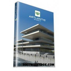 Artlantis Studio 2020 Crack 9.0.2 + Full License Key Free Download Latest