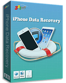 FonePaw iPhone Data Recovery 3.9.0 Crack Torrent Free Download