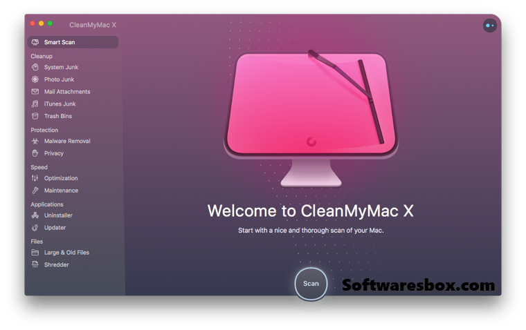 CleanMyMac X 4.1.0 Crack + Activation Code With Keygen Free [2019]