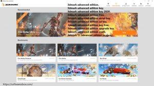 3DMark Advanced Edition 2.11.6866 Crack + Keys Free Download [2020]