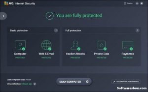 AVG Internet Security 20.2.3116 Crack + License Key Free Download New