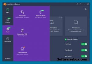 Avast Internet Security 2019 Crack 19.5.4444+License Key {New Updated}