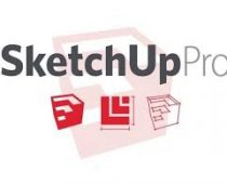 SketchUp Pro 20.0.373.0 Crack + License Key [Windows + Mac] 2020