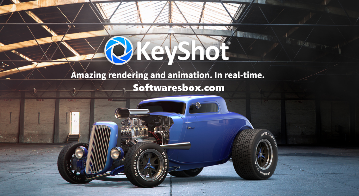 KeyShot Pro 8.2.80 Crack 2019 + Keygen Free Download[Windows/Mac]