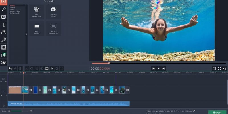 Movavi Video Editor 15 Crack + Activation & License Key Free Download