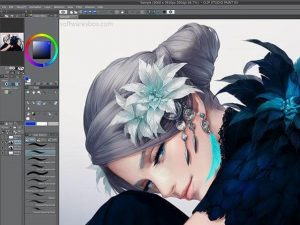 CLIP STUDIO PAINT EX 1.9.11 Crack + Serial Number Full Version [2020]
