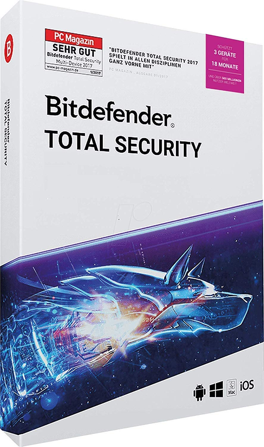 Bitdefender Total Security 2020 Crack + Activation Code Free {Updated}