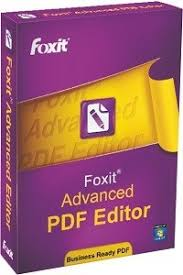 Foxit Advanced PDF Editor Torrent Crack+Serial Key Free software