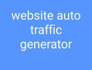 Website Auto Trafic Generator Crack+Professional key 2019 [Standard]