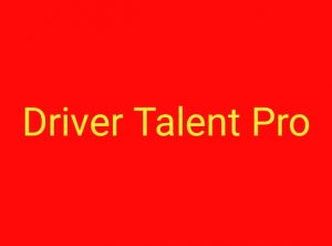 Driver Talent Pro Final Crack + Professional Key 2019 [Full survey and update]