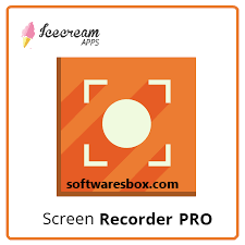 IceCream Screen Recorder Pro 6.14 Crack With Full Activation Key {2020}