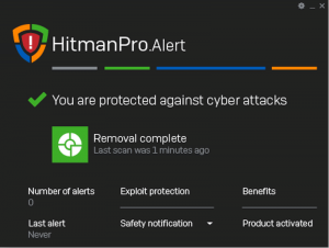 Hitman Pro version 3.8.18.312 Crack + Activation Key Full Version Free Download